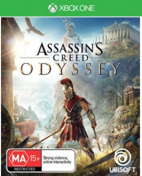 Xbox-One-Assassins-Creed-Odyssey on sale