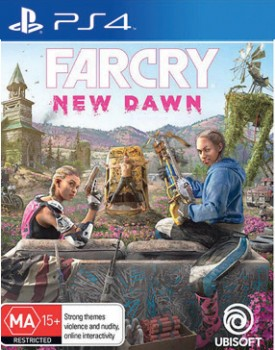 PS4-Far-Cry-New-Dawn on sale