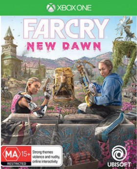 Xbox-One-Far-Cry-New-Dawn on sale