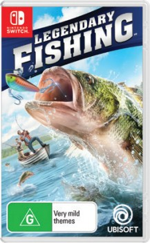 Nintendo-Switch-Legendary-Fishing on sale