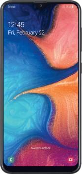 Samsung-A20-Blue on sale