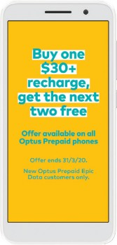 Optus-X-Start-4G on sale