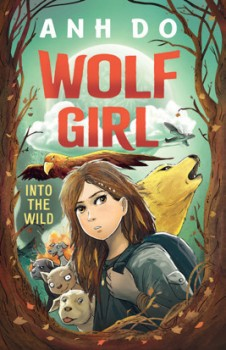 Wolf-Girl-Into-the-Wild on sale