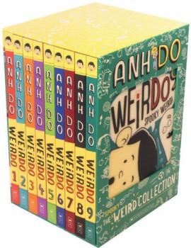 WeirDo-Weird-Collection-Box-Set on sale