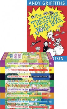 The-Treehouse-Series-Books on sale