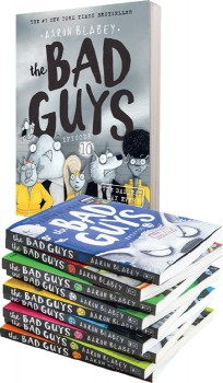 The-Bad-Guy-Series-Books on sale
