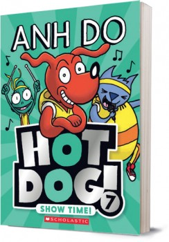 Hotdog-Show-Time on sale