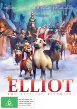 NEW-Elliot-the-Littlest-Reindeer-DVD on sale
