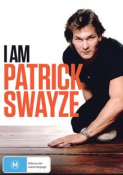 NEW-I-Am-Patrick-Swayze-DVD on sale