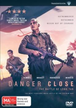 NEW-Danger-Close-DVD on sale