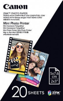Canon-Mini-Photo-Paper-20-Pack on sale