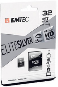 Emtec-Micro-SD-Card-32GB-with-Adaptor on sale