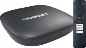 NEW-Blaupunkt-4K-Android-TV-Smart-Box on sale