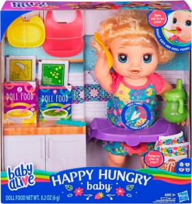 NEW-Baby-Alive-Happy-Hungry-Baby on sale