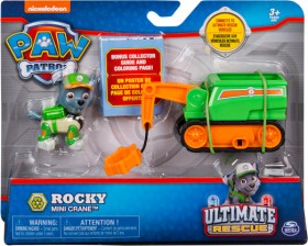 Paw-Patrol-Assorted-Ultimate-Rescue-Mini-Vehicles-with-Figure on sale