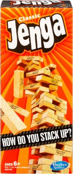Jenga-Game on sale