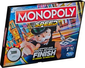 NEW-Monopoly-Speed-Game on sale