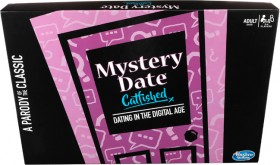 NEW-Mystery-Date-Catfished-Board-Game on sale