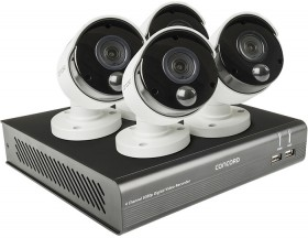 Concord-Full-HD-4-Camera-Surveillance-System on sale