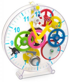 Educational-Clock-Kit on sale