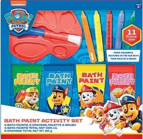 Nickelodeon-Paw-Patrol-Bath-Paint-Activity-Set-11-Piece on sale