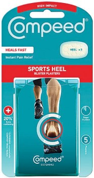 Compeed-Sports-Heel-Blister-Plasters-5-Pack on sale