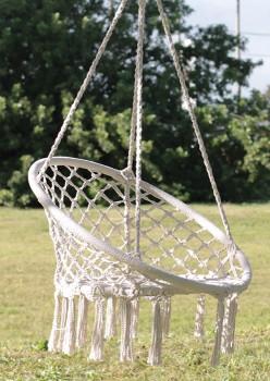 Boho-Hanging-Chair on sale