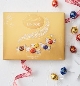 Lindt-Lindor-Chocolate-Gift-Box-230g-235g on sale