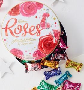 Cadbury-Roses-Tin-620g on sale