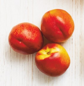 Nectarines on sale