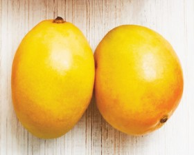 Mangoes on sale