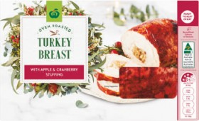 Woolworths-Boneless-Oven-Roasted-Turkey-Breast-with-Apple-Cranberry-Stuffing-From-the-Meat-Dept on sale