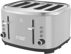 Russell-Hobbs-Legacy-4-Slice-Toaster-Grey on sale