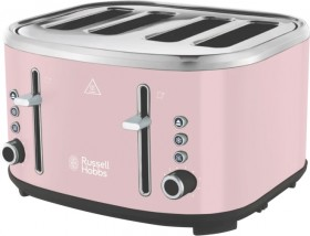 Russell-Hobbs-Legacy-4-Slice-Toaster-Pink on sale