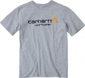 Carhartt-Core-Logo-SS-T-Shirt on sale