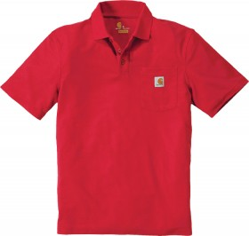 Carhartt-Contractors-Work-Pocket-Polo-Shirt on sale