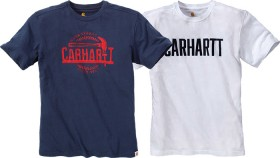 Carhartt-Maddock-Hammer-or-Block-Logo-Graphic-SS-T-Shirt on sale