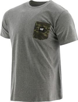 CAT-Camo-Pocket-SS-T-Shirt on sale