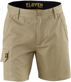 ELEVEN-Workwear-Drill-Work-Shorts on sale
