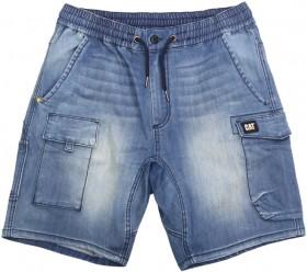 CAT-Diesel-Denim-Shorts on sale