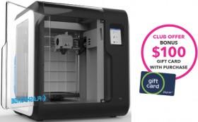 Flashforge-Adventurer-3-3D-Printer on sale