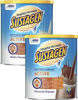 Sustagen-Hospital-Formula-Active-840g-Range on sale