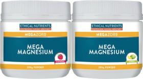 Ethical-Nutrients-Megazorb-Mega-Magnesium-Powder-200g-Range on sale