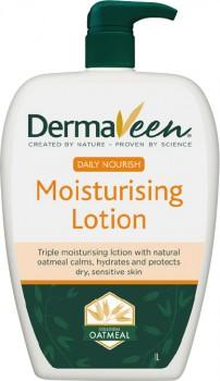 DermaVeen-Daily-Nourish-Moisturising-Lotion-1L on sale