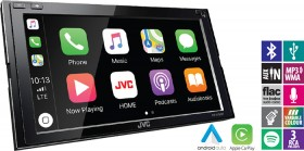 JVC-6.8-Carplay-Android-Auto-Media-Player on sale