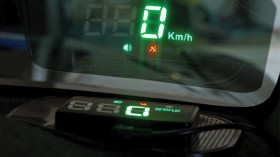 SCA-GPS-Head-Up-Display on sale