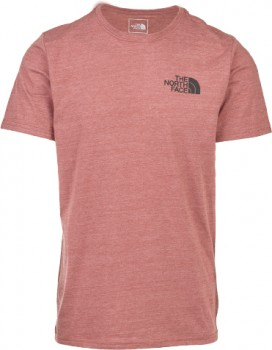 The-North-Face-Mens-Archived-Triblend-Tee on sale