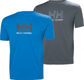 Helly-Hansen-Mens-Logo-Short-Sleeve-Tee on sale