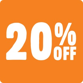 20-Off-All-Clothing-by-Cape on sale