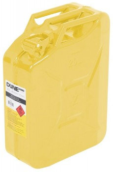 Dune-4WD-20L-Metal-Jerry-Can-Yellow on sale